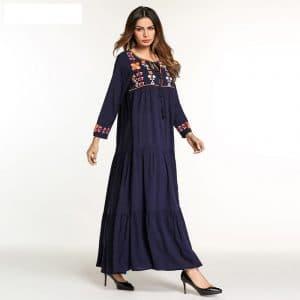 שמלה לקיץ רחבות גדולות להזמנה לוקו0ט בזול