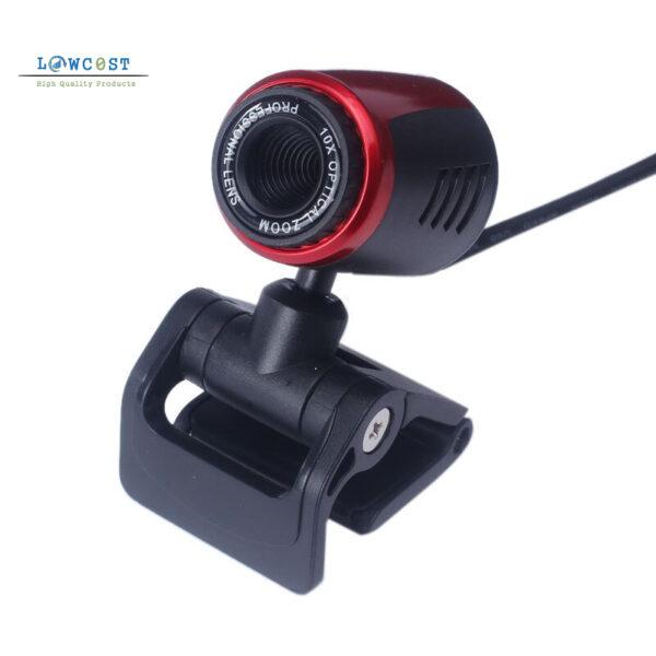 מצלמת רשת למחשב נייד איכותי לצילום לשיחות וידאו יוטיוברים לוקו0ט להזמנה בזול