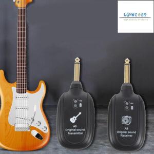 מתאם אלחוטי גיטרה אקוסטית מוגברת לרכישה משלוח לוקו0ט
